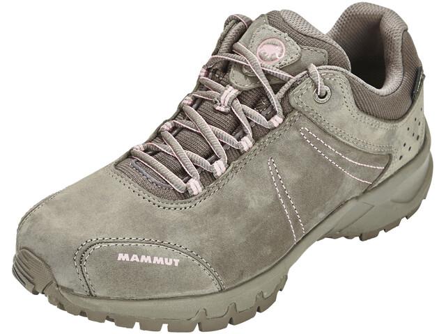 Mammut Nova III Low GTX - Chaussures Femme - gris